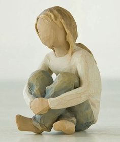 Susan Lordi Willow Tree 26224 SPIRITED CHILD
