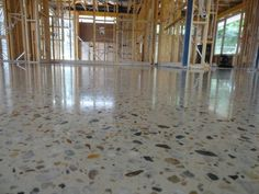 Glossy Floors can take your ordinary floor and turn it into a polished concrete work of art. Polished concrete is one of the toughest, most durable floors around.