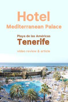 Beautiful Hotels, Beautiful Beaches, Tenerife, Amazing Destinations, Travel Destinations, Hotel Buffet, Island Beach, Canary Islands, Hotel Reviews