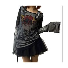 Gothic Punk T-shirt