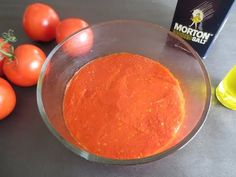 BEST way to make and store TOMATO PUREE for months!|Poonam's Kitchen - YouTube
