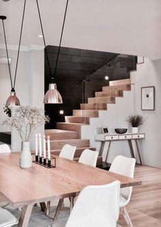 Esszimmer, Esstische und Esszimmer dekor, Esszimmer Sessel - Home Design Modern Interior Design, Interior Design Inspiration, Modern Decor, Interior Architecture, Design Ideas, Modern Interiors, Interior Ideas, Design Design, Design Trends