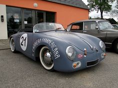 PORSCHE 356 Speedster Replica Ideale DS Achenheim 2010 1