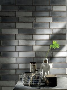 ba32bd628d Industrial Glass Ceramic Tile Brings To Mind A Deconstructed Window In An  Industrial Factory. Design A Visually Stunning Space Using Industrial Glass  Tile.