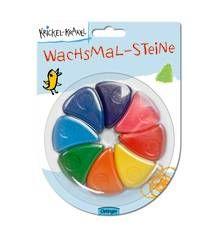 Krickel-Krakel Wachsmalsteine. Ab 4 Jahren.