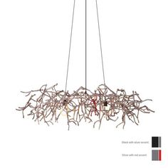 Little People Rectangular Outdoor Hanging Lamp by Hive | LLP-S-5516OD