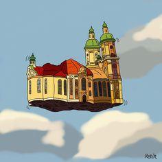 Castillo en las nubes - RLucena 2024