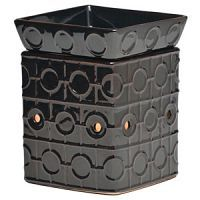 Onyx Full-Size Scentsy Warmer Sophisticated and bold, Onyx is a sleek interpretation of Jazz Age design. Its high-gloss reactive-glaze finish in deepest ebony with chestnut undertones makes a statement anywhere. How To Look Classy, Black Glass, High Gloss, Interior Decorating, Decorative Boxes, Fragrance, How To Make, Stuff To Buy, Scentsy Burners