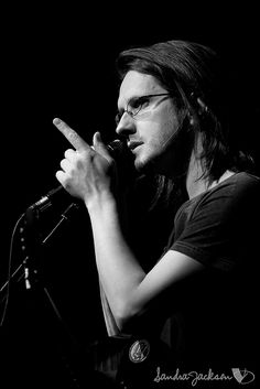 Steven Wilson of Porcupine Tree - Photo by Sandra Jackson - SbN Studios/Visual Design