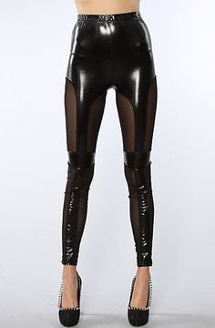 a3551c63a0b Style Hunter The Galactica Leggings in Black Style Hunter.  34.99 Clothing  Accessories