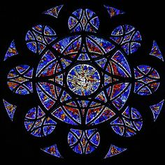 Large Rose window 2