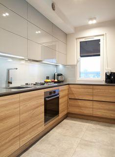 Small Modern Kitchens, Modern Kitchen Interiors, Modern Kitchen Cabinets, Modern Kitchen Design, Interior Design Kitchen, Kitchen Pantry Design, Home Decor Kitchen, Latest Kitchen Designs, Kitchen Modular
