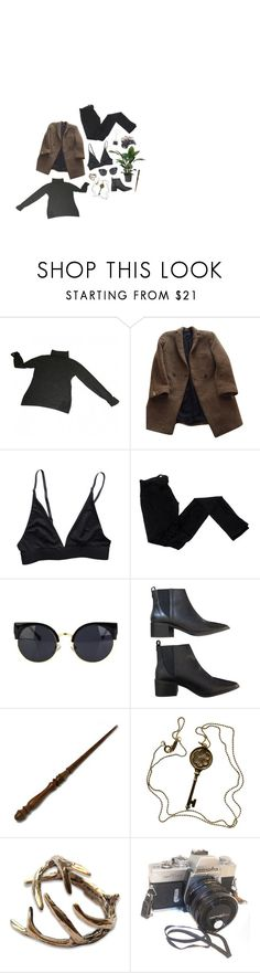 """""""physical graffiti"""" by ana-is-awkward ❤ liked on Polyvore featuring Nina Ricci, The Kooples and Tiffany & Co."""