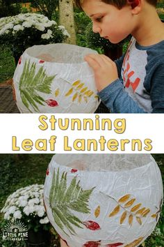 Autumn Crafts, Nature Crafts, Summer Crafts, Garden Crafts For Kids, Glue Crafts, Paper Crafts, Leaf Crafts, Projects For Kids, Craft Projects