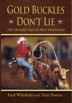Fred Whitfield grew up roping anything and everything in sight. Little did he know at the time that his talent would take him to the pinnacle of ProRodeo success...Whitfield has won 7 world titles, including 6 in tie-down roping and one in the all-around during his storied career; he became the third cowboy in history to surpass the $2 million mark in career earnings; and became only the second African-American cowboy in PRCA history to win a world title and the first to win an all-around…