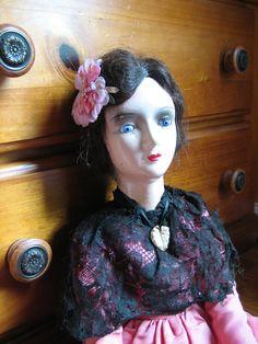 Boudoir Doll.  via Etsy.