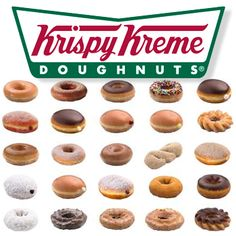 "Despite the onslaught of ""specialty artisan"" doughnuts there remains one unlike the others. The original donut of your dreams: Krispy Kreme. Anyone who is anyone who has had a Krispy Kreme doughnut… Krispy Kreme Doughnut, National Donut Day, Paleo, Breakfast Tacos, Yummy Food, Tasty, Sugar, Cravings, The Best"