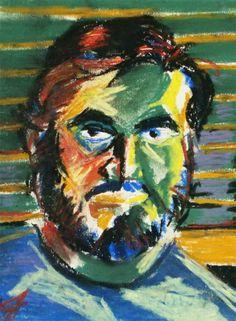 Self portrait ~ Henri Matisse Henri Matisse, Matisse Art, Matisse Paintings, Watercolor Paintings, Watercolor Artists, Abstract Paintings, Artist Painting, Oil Paintings, Landscape Paintings