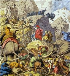The Punic Wars were a series of three wars fought between Rome and Carthage from 264 BC to 146 BC. The main cause of the Punic Wars was the conflicts of interest between the existing Carthaginian Empire and the expanding Roman Republic. Ancient Rome, Ancient History, Cato The Elder, Hannibal Barca, War Elephant, Punic Wars, Roman Republic, Ancient Civilizations, Quote Posters