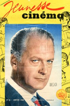 Nachlass Curd Jürgens | Jeunesse cinema, Nr. 26, Jan. 1960