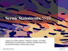 Vision 5: Spring/Summer 2019 Print & Pattern Trend Report