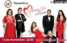 AMANTES: Manoella Torres, Laura Zapata, Alejandra Ávalos, Gualberto Castro, Mario Pintor y Yoshio