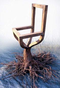 living tree chair