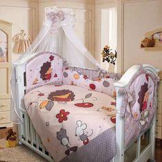 Комплекты вкроватку (6-10 предметов) ‹ Постельное белье, текстиль ‹ Детская комната ‹ Дом ‹ Кидром