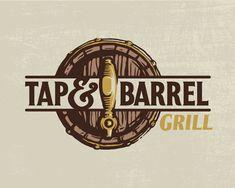 Tap and Barrel Logo