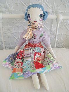 rag doll #2 by madebyjenni, via Flickr