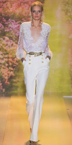 bridal gowns pantsuit 6