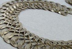 Dimitar Delchev - necklace - silver