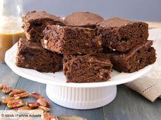"""""""Tous en cuisine"""" : la recette du brownie aux noix de pécan caramélisées de Cyril Lignac"""