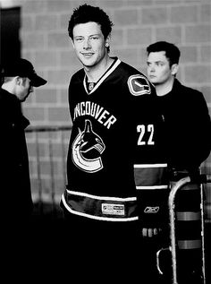 Cory and the Canucks <3