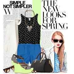 not simple, created by julietav on Polyvore