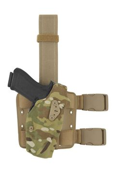 Model 6354DO ALS Optic Tactical Holster for Red Dot Optic,