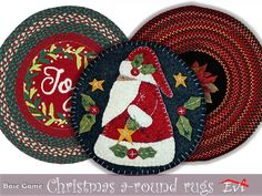 The Sims 4 Christmas a-round rugs Christmas Games, Christmas Decorations, Sims 4 Update, Sims Community, Sims Resource, Sims Mods, Electronic Art, Round Rugs, The Sims