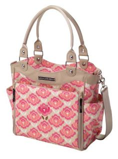 Petunia Pickle Bottom **NEW Spring 13** City Carryall-Flowering in Firenze by Petunia Pickle Bottom, http://www.amazon.com/dp/B00BD6MB1Q/ref=cm_sw_r_pi_dp_Y1o2rb03GS1VH