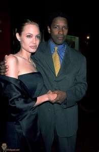 Denzel Washington & Angelina Jolie
