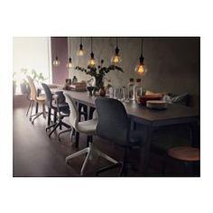 NITTIO LED bulb E26 20 lumen, globe copper color - IKEA