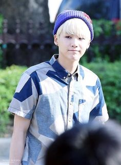 BTS @ 150703 Music Bank