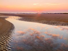 The 10 Best Beaches in the US. This is the beach on Ocracoke Island in the Outer Banks of North Carolina.