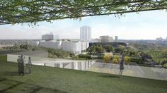Changes are afoot at MFAH! Construction is officially underway at the museum's Nancy and Rich Kinder building for modern and contemporary art.