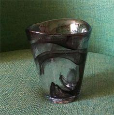 Annons på Tradera: Kosta Boda DrickGlas av U-H.Vallien h-11cm fint skick