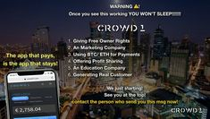 Crowd presentation (make money online) Make Money Online, How To Make Money, How To Become, Networking Companies, Gambling Sites, Cash Machine, Cryptocurrency Trading, Growing Your Business, Earn Money
