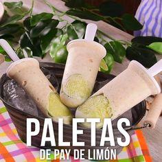 Mexican Snacks, Mexican Food Recipes, Dessert Recipes, Tasty Videos, Food Videos, Kitchen Recipes, Cooking Recipes, Yummy Ice Cream, Buzzfeed Tasty