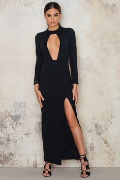 Gigi Cut Out Formal Dress