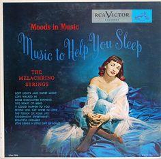 Melachrino Strings LP (RCA)