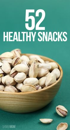 Use these healthy snacks to flatten your belly.