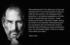 We're all dying...albeit at different rates...